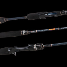 Abu Garcia Salty Stage KRX Light Casting Rod SSKRXLC-C 631M 6'3'' 1pc 4-8kg 2017