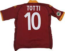 Totti roma 2002/03 maglia jersey SERIE A XL MAZDA KAPPA JERSEY