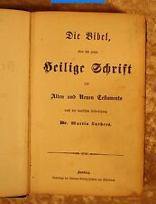 Luther-la biblia, o toda la sagradas escrituras del... hamburgo Biblia sociedad