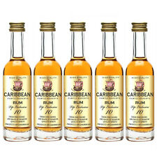 Caribbean Gold ron 10yo 1x5cl VIP Exclusive Miniature private Selection