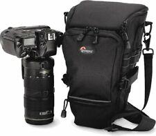 Lowepro Toploader 75 AW DSLR Camera Bag Holster Shoulder Bag, New, BLACK