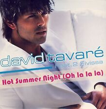 DAVID TAVARE - Hot summer night (Oh la la la)