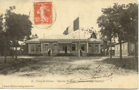 CAMP DE CHÂLONS 18 quartier national ancien pavillon impérial