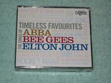 The Songs Of ABBA, the Bee Gees & Elton John sealed 3xCD (Reader's Digest, 2012)