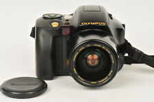 Olympus IS-100s 35mm Film Camera Wide Angle Zoom Aspherical Lens