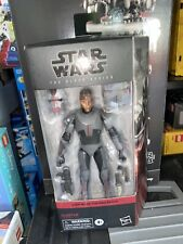 Star Wars The Black Series Bad Batch Clone Hunter 6-inch Action Figure In Hand