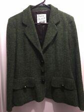 Moschino Cheap And Chic Blazer  Aeffe Spa Jacket Size USA 12. (A10)