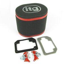 Weber DGAV DGAS ITG Air Filter JC10 Oval Brisca Superstox Hotrod Stock Car 155mm