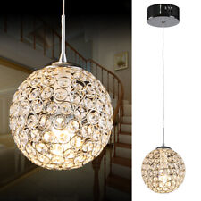 Crystal Pendant Light Kitchen Pendant Lighting Bar Lamp Modern Ceiling Lights