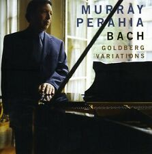 Murray Perahia, J.S. Bach - Goldberg Variations [New CD]