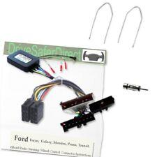SWC-2090-o Steering Wheel Adaptor Keys Kit for ISO Radio/Ford Galaxy Mk2 01-05