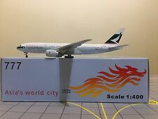JC Wings 1:400 Cathay Pacific Boeing 777-200 VR-HNA