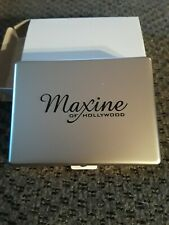 Makeup Oil Blotting Paper with Metal Folded Mirror Case Box of 14