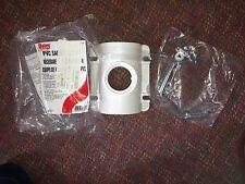 """Oatey PVC Saddle Tee Kit 3""""X2"""" UPC038753437897"""