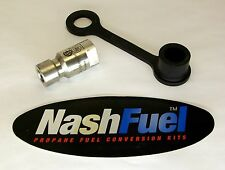 3600 PSI CNG QUICK CONNECT FUEL  FAST FILL NOZZLE NGV1 SHEREX OPW STAINLESS LB36