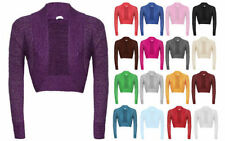 All Seasons Bolero Thin Knit Jumpers & Cardigans for Women