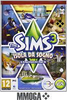 The Sims 3: Isola da sogno - EA Origin Codice digitale - PC Espansione Pack - IT