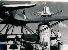 CASABLANCA c. 1950 - Porte Avions Hydravion Maroc - Div 12070
