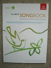 The ABRSM Songbook Book 3 with CD *NEW* Publisher ABRSM