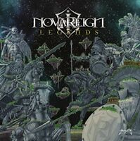 Novareign - Legends [CD]