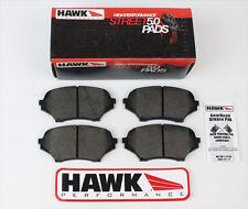 Mazda MX5 Mk3 Front Fast Road Hawk HPS 5.0 Brake Pads