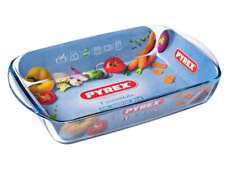 Pyrex - Essentials - Plat à Lasagnes Rectangulaire en Verre - 40 x 27 cm 4,5 L