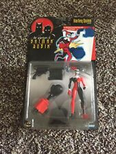 "1997 Kenner Adventures of Batman & Robin 4 1/2"" Harley Quinn Figure MIP"