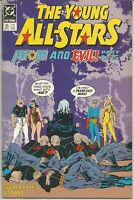 The Young All Stars #21 : DC Comics : December 1988