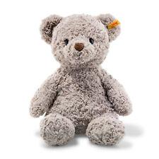 Steiff 113437 Soft Cuddly Friends Honey Teddybär grau 38 cm incl Geschenkverp.