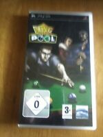 King of Pool Sony Psp Game 1.124Z COMPLETE W/MANUAL