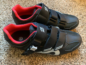 Excellent condition Peleton cycling shoes-size 40 indoor cycling spin class