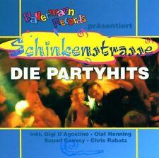 BALLERMANN Schinkenstrasse die Partyhits DECOY 2CD