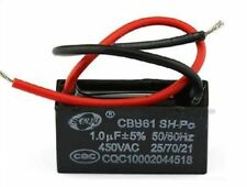 CBB61 Motor Start Laufen Kondensator 450 V Ac 1Uf 50 / 60Hz Polypropylen Film