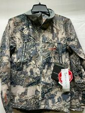 Sitka Gear Jetstream Lite Jacket Opti fade Open Country Camo Med Hunting Duck...