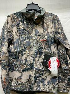 Sitka Jacket Opti fade Camo Med Hunt waterfowl deer drake banded rutwear ol tom