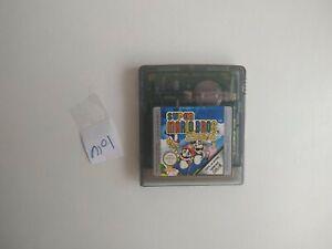 Super Mario Bros deluxe sur Gameboy Color et Gameboy Advance !!!