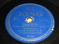 Lee Roy Abernathy: Gospel Boogie / You Can't Believe Everything 78 - King 4223