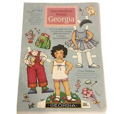 Mary Engelbreit Paper Doll Ann Estelle's friend Georgia Home Companion Mag.