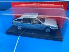1/24 1/24eme Collection Citroën N°16 BX 19 GT GRISE voiture miniature Hachette