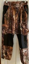 HABIT REALTREE SCENT-FACTOR YOUTH HUNTING PANTS SIZE MEDIUM