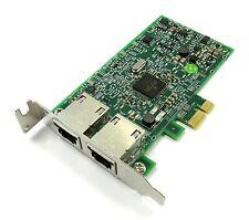 Dell Broadcom 5720 Dual Port 1Gb PCI-E 2.0 x1 NIC Network Interface Card 557M9