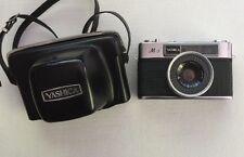 YASHICA M-3 35mm Rangefinder Camera w/ Original Case   NEAR MINT CONDITION  RARE