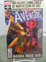 Avengers #24 Variant Edition Wanda Must Die Marvel Comics vf/nm CB2307