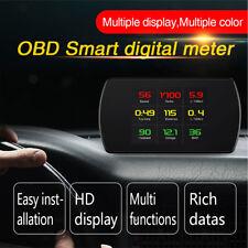 Car Multi-function meter driving alarms ECU datas smart OBD On-Board Computer