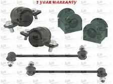 VW SHARAN Rear ANTI-ROLL BAR BUSH Inner + Outer & STABILISER DROP LINK 95-10