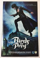 2002 tv show ad page ~ BIRDS OF PREY ~ DC Comics series