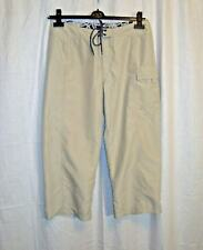 Women's THE NORTH FACE hiking camping travel outdoors short pants sz 10 great co