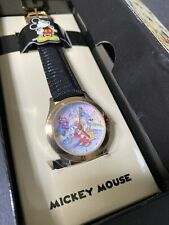 The Disney Catalog Mickey Mouse 25th Anniversary Watch — Fantasia — new in box
