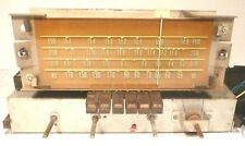 vintage CORONADO 1070A RADIO CHASSIS - WORKING AM / SW w/ AERIAL - SOUNDS GOOD
