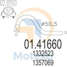 MTS 01.41660 Exhaust VOLVO 940 2.4 Diesel 79bhp 01/92 - 12/93